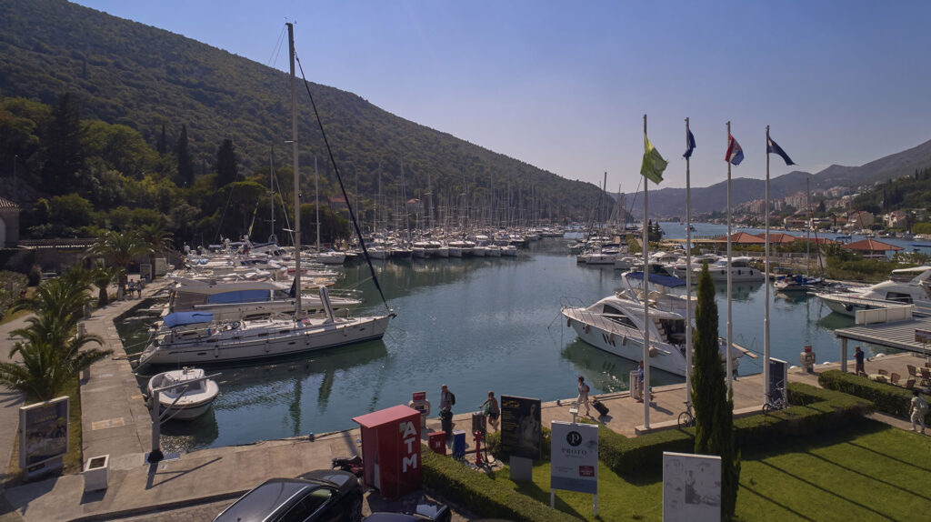 ACI marina Dubrovnik, 08-2018